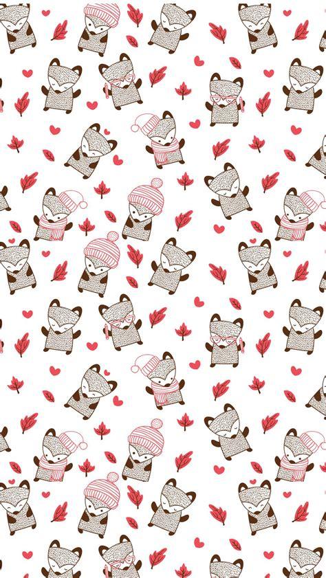 papeis de parede fofos de raposas  whatsapp