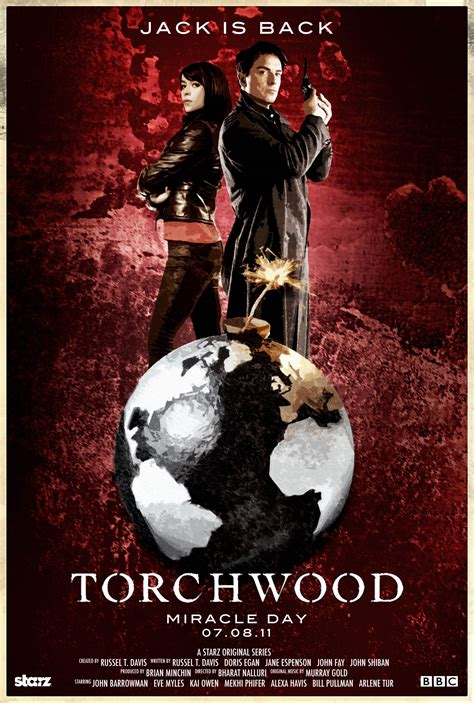 The Miracle Season Poster Torchwood Miracle Day Poster Design Metatroniks