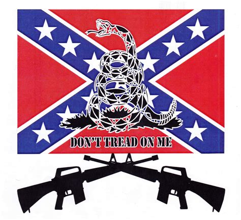 Dont Tread On Me confederate flag don t tread on me wide load tees