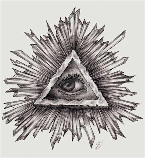 all seeing eye tattoo design all seeing eye designs all seeingness by