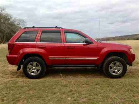 2005 Jeep Grand Lifted Buy Used 2005 Jeep Grand Limited Lifted Hemi