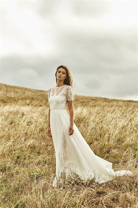 Country Wedding by Grace Lace Wedding Dresses Rustic Wedding Chic