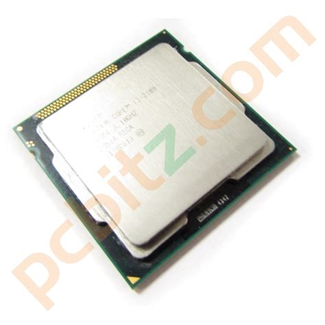 Intel I3 2100 Sr05c 3 10ghz Socket Lga1155 Cpu Ebay