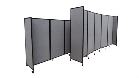 Portable Room Divider Portable Room Dividers Mobile Partitions