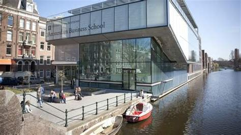 Of Amsterdam Mba Tuition by Amsterdam Business School