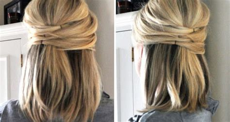 office hairstyles at home peinados para cabello corto peinados
