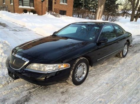 how to sell used cars 1997 lincoln mark viii electronic throttle control purchase used 1997 lincoln mark viii base sedan 2 door 4 6l no reserve in skokie illinois