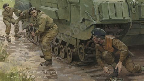 tank crewman 1939 45 warrior books studio 88 limited churchill detail image