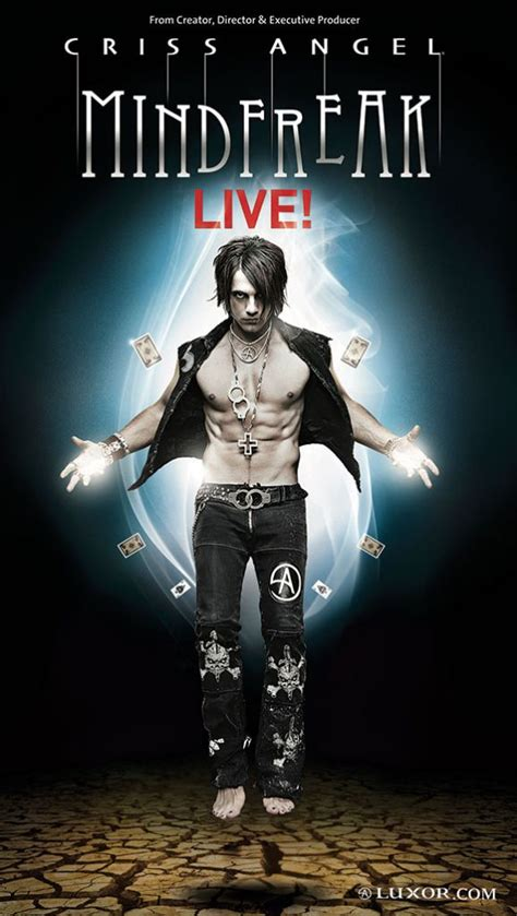 Criss Get Your Mindfreak On by Crissangel Mindfreak Live