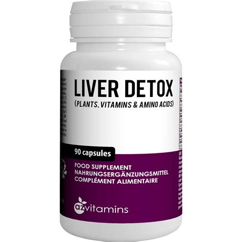 Took Liver Detox Pill And Back Started To Itch by Liver Detox Health And Wellbeing Products