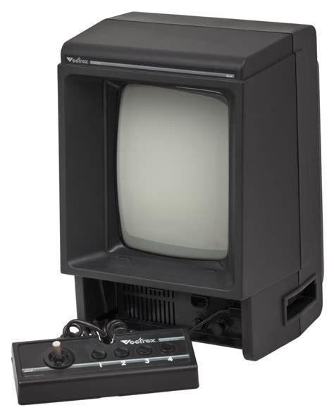 console wiki vectrex