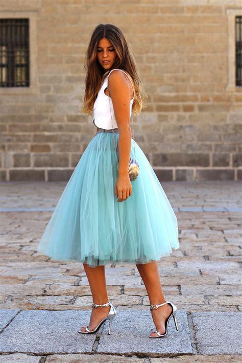 25 trendy midi skirts pretty designs