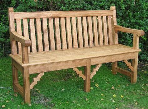 oak garden bench oak garden seat oak garden bench national trust garden