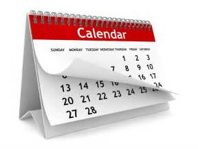 calendar aspire cqi