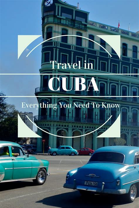 when to travel to cuba my tips for independent travel to cuba based on my