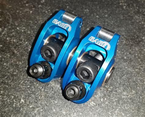 Rocker Arms Roller Gx200 Gage Ultra Light 1 3 Ratio