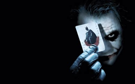 twilight language: joker's card, jokawild and decapitations