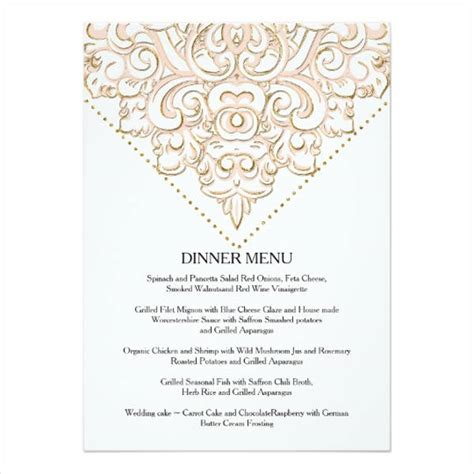 dinner invite template fancy dinner invitation template style by