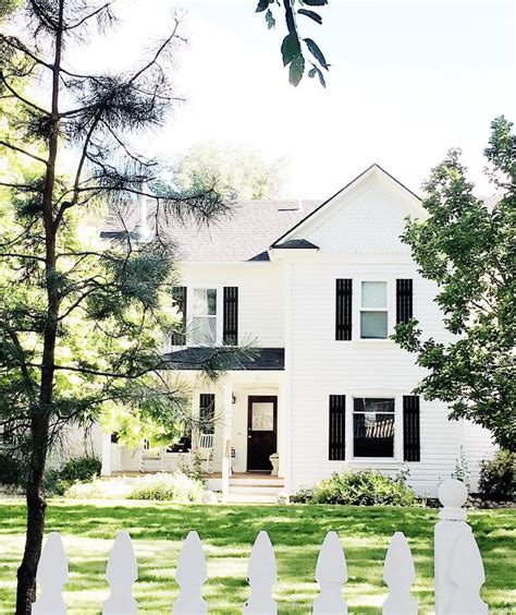 home design studio white plains the most charming white house and picket fence www