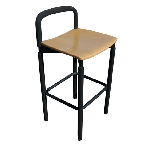 Maple Counter Stool metro steelcase maple bar counter stool brian ebay