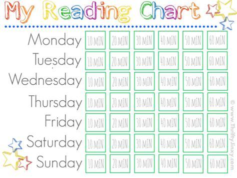 printable reward charts for reading free printable reading chart thrifty jinxy