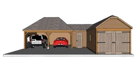 l shaped garages l shaped garage scheme the stable company