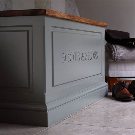boot  shoe box  chatsworth cabinets