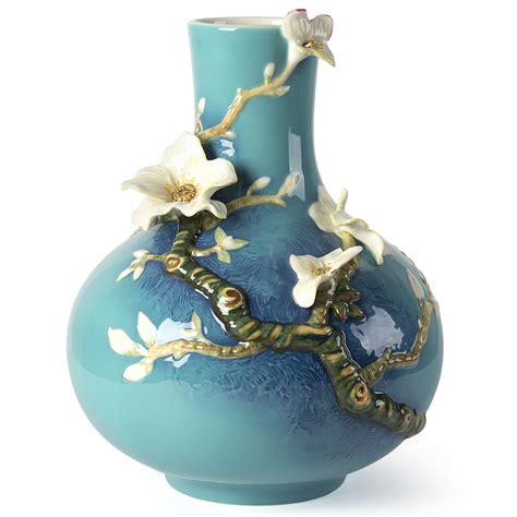 Gogh Flower Vase by Franz Gogh Almond Flower Vase