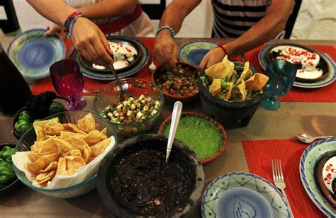 what to cook for a mexican dinner this travel site finds you an authentic home cooked meal
