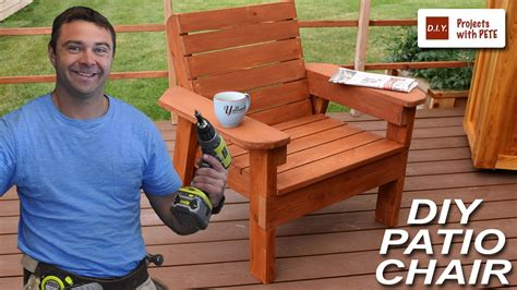 Plans For Diy Wood Patio Furniture