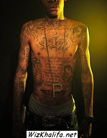 wiz khalifa back tattoo chlumsky wiz khalifa tattoos for ideas
