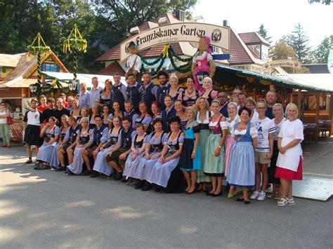 franziskaner garten franziskaner garten auf dem dachau volksfest