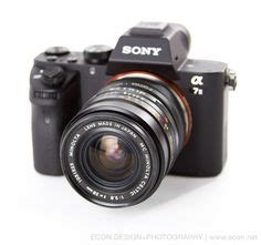 vintage lenses on digital cameras on pinterest   sony