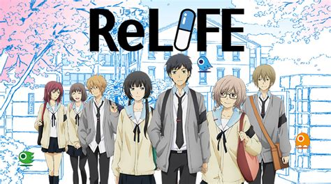 anime relife relife anime review airztonne anime