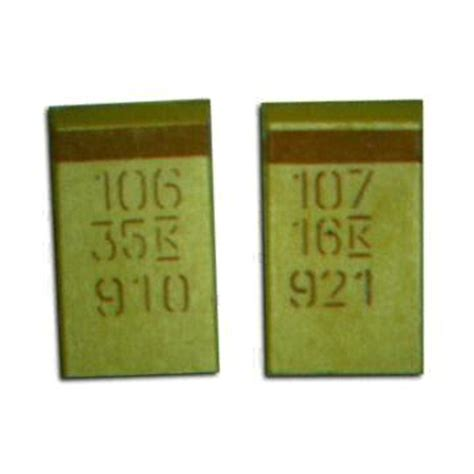 smd capacitor tolerance smd tantalum capacitors standard type rohs 22uf 25v c 10 tolerance purchasing