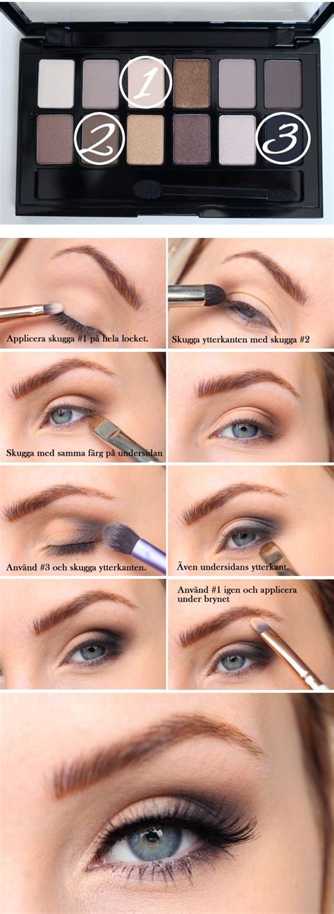 tutorial makeup maybelline indonesia 25 best ideas about maybelline eyeshadow on pinterest