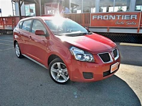 mcgee auto sales anchorage ak pontiac vibe for sale alaska carsforsale