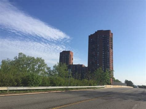 the fourth floor with harmon alarms did not go in harmon cove tower residents