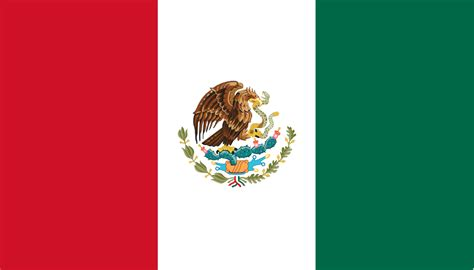 mexican colors flag a brief history of the six flags including