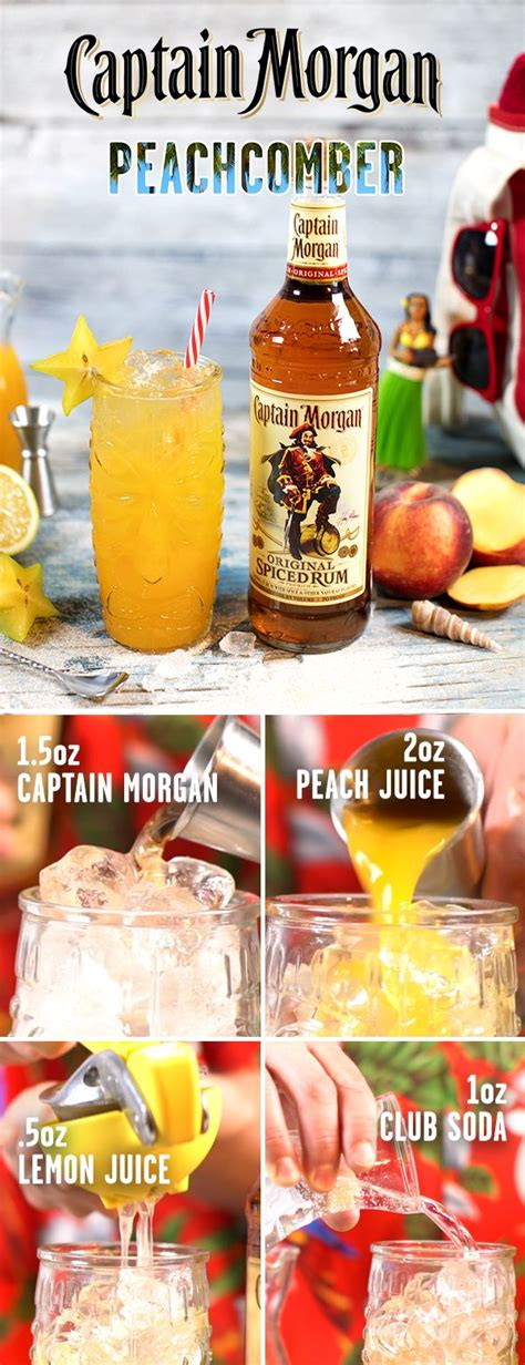 captain drink best 25 spiced rum drinks ideas on captain
