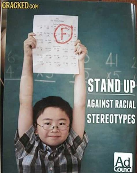 asian stereotypes stand up against racial stereotypes understated prejudice stereotype in ad observation this