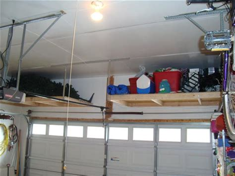 diy garage ceiling storage plans free pdf