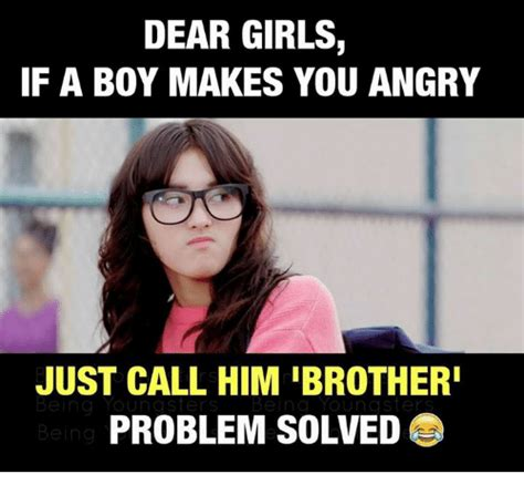 Angry Girl Meme - 25 best memes about problem solved problem solved memes