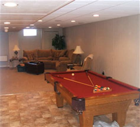 basement finishing cost basement remodeling pricing