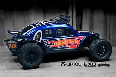 bug xl unlimited hot wheels custom painted axial exo terra vw baja bug