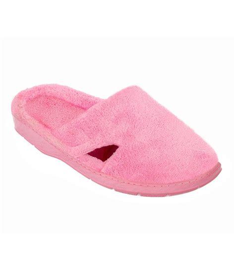 pink dearfoam slippers dearfoams pink slippers price in india buy dearfoams pink