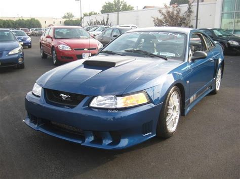 2000 blue mustang atlantic blue 2000 saleen s281 ford mustang coupe