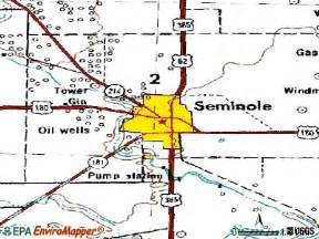 seminole texas map image gallery seminole tx