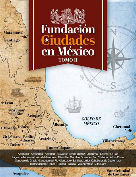libro a map of the fundaci 243 n de ciudades tomo ii by beatriz marti issuu