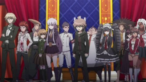danganronpa the animation ultimate despair